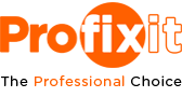 ProFixIt - The Professional Choice